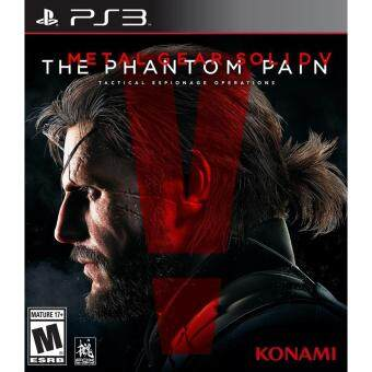 Harga PS3 Metal Gear Solid V: The Phantom Pain (R1)