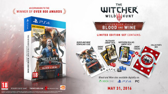 Harga PS4 The Witcher 3: Wild Hunt - Blood and Wine Expansion R3