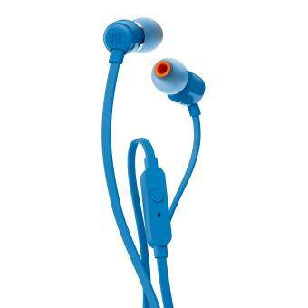 Harga JBL T110 In-ear Headphones (Blue)