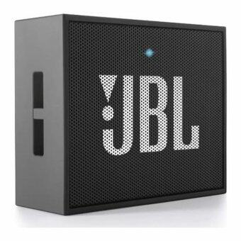 Harga JBL GO Portable Wireless Bluetooth Speaker (Black)