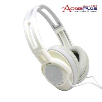 Harga Audio-Technica ATH-XS5 X-STREET STYLE Headphones - Grey