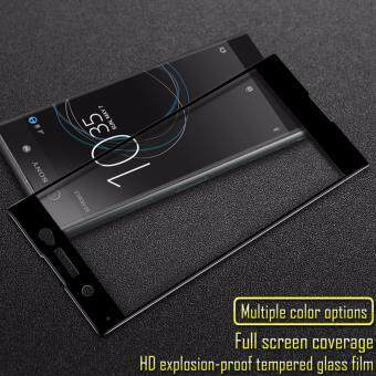 Harga IMAK Full Screen Tempered Glass Protector Film For Sony Xperia XA1 Ultra Cellphone Glass Film For Sony Xperia XA1 Ultra