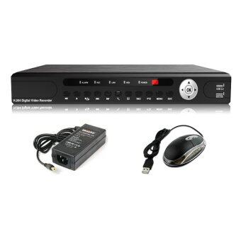Harga Qi Tech 16CH Channels AHD DVR Recorder with P2P Cloud System Mobile Apps Supprt (HDMI+VGA)