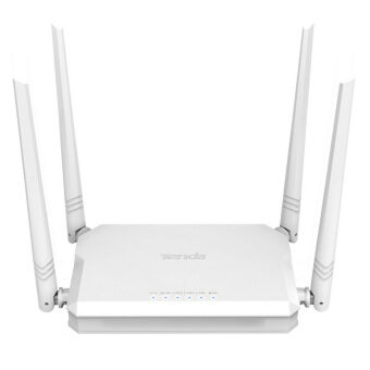 Harga Tenda FH450 V3 Wireless WIFI router 4* Antenna Intelligent Household Coverage 450 Meters 300Mbps Wifi Device