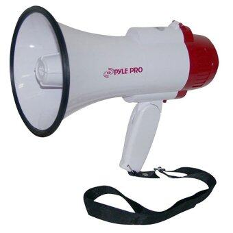 Harga Pyle-Pro Professional Megaphone/Bullhorn with Siren & Voice Recorder, PMP35R