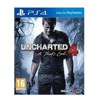 Harga (PS4) Uncharted 4: A Thief's End (RALL/ENG)