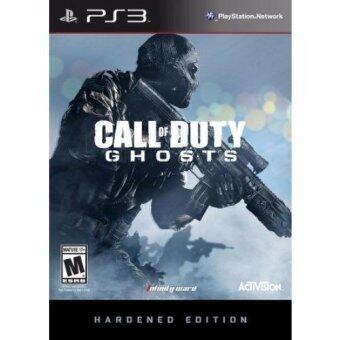 Harga PS3 CALL OF DUTY GHOST HARDENED EDITION [R1]