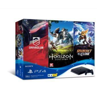 Harga Playstation 4 Slim Hits Bundle 500GB (1 Year Sony Malaysia warranty)