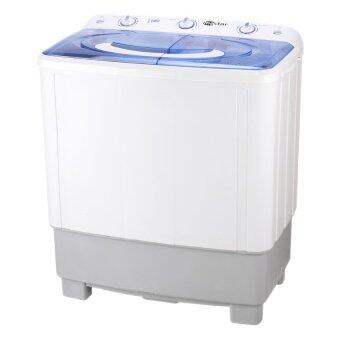 Harga Mastar Washing Machine MAS-550SWM White