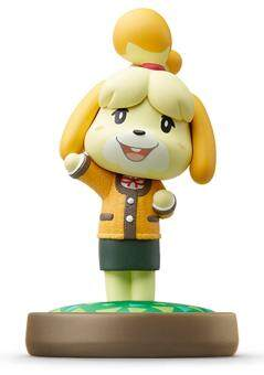 Harga AMIIBO ANIMAL CROSSING SERIES - Isabelle Winter Outfit