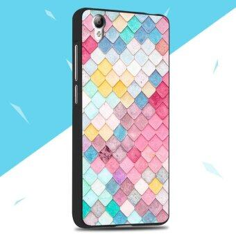 Harga Silica Gel Soft Phone Case for VIVO Y51 (Multicolor) - intl