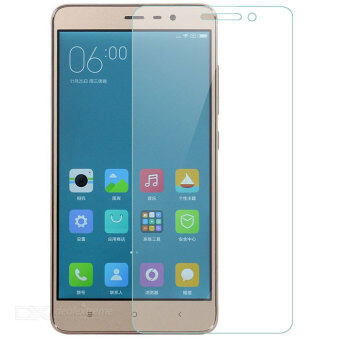 Harga 9H Tempered Glass Screen Protector Screen Guard 0.3mm for Xiaomi Redmi Note 3 (Clear)