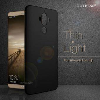 Harga Roybens Ultra Thin Soft Silicon Matte Back Case For Huawei Mate 9 Black