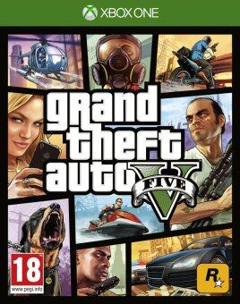 Harga (Xbox One) Grand Theft Auto V-GTA V-Asia