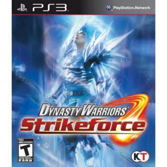 Harga PS3 Dynasty Warriors: Strikeforce-Pre Owned