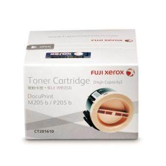 Harga FUJI XEROX CT201610 BLACK TONER CARTRIDGE