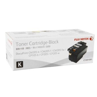 Harga Fuji Xerox (Genuine) CT201591 Black Toner Cartridge