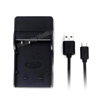 Harga DMW-BLH7 Ultra Slim USB Charger for Panasonic Lumix DMC-GF3, Lumix DMC-GF5, LUMIX DMC-GF6, Lumix DMC-GM1, Lumix DMC-GX7, Lumix DMC-LX100, LUMIX DMC-TZ101, Lumix GX7, Lumix LX100, DMC-GM5K and More