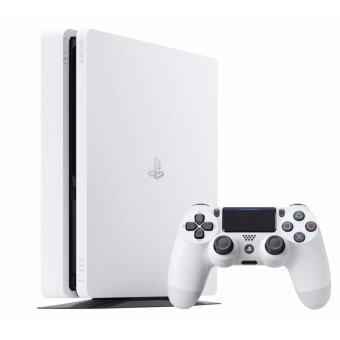 Harga Sony Playstation 4 PS4 SLIM 500GB Console(Glacier White)