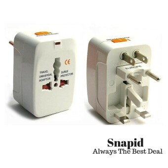 Harga Universal Travel Adapter/International Adapter/Charger Adaptor
