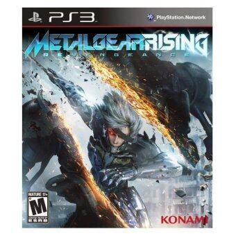 Harga Refurbished PS3 Metal Gear Rising Revengeance