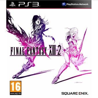 Harga Refurbished PS3 Final Fantasy XIII-2