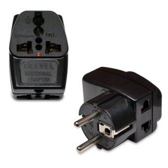 Harga Wonpro Travel Adapter WAIIIV-9 for Germany, France, Indonesia, Korea (Inlay way)