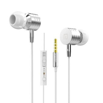 Harga Metal Mega Bass In-Ear (White)