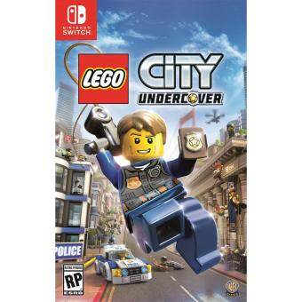 Harga SWITCH LEGO CITY UNDERCOVER