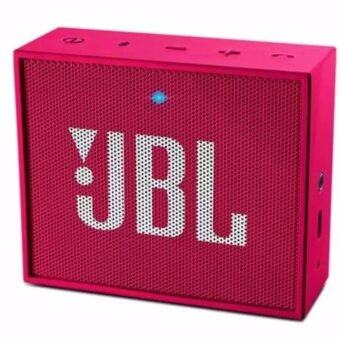 Harga JBL Go Portable Bluetooth Speaker (Pink)
