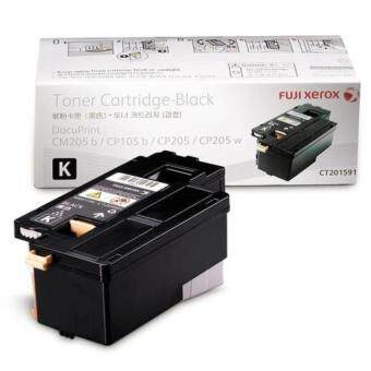 Harga Fuji Xerox Original Toner Cartridge CT201591 (Black)
