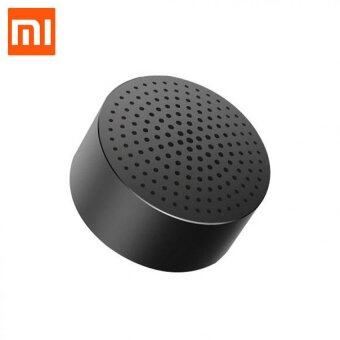 Harga Xiaomi Original Mi Portable Bluetooth 4.0 Mini Subwoofer Speaker (Gery)