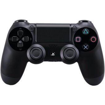 Harga SONY Playstation 4 Controller Dualshock 4 Jet Black (1 Year Sony Malaysia Warranty)