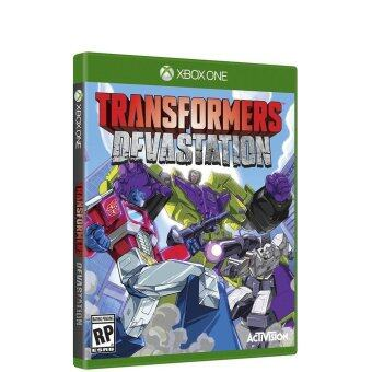 Harga Transformers Devastation (R3) (XB1)