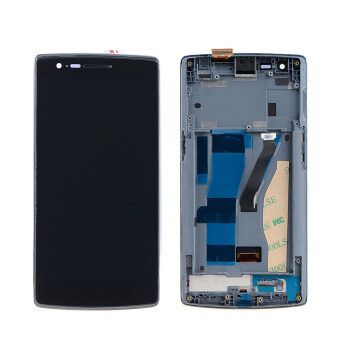 Harga Fancytoy For Oneplus One 1+ A0001 LCD Screen Display Digitizer Touch + Frame Assembly