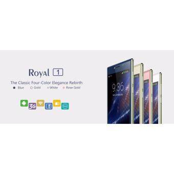 Harga (Official Warranty) MIVO Royal 1 Quadcore 8GB 8MP 5.0 inch HD Android 6.0 Smartphone