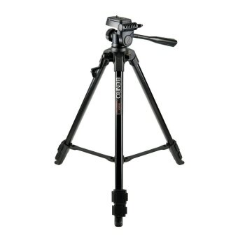 Harga JH@ Benro T600EX Aluminium Tripod Kit with Quick Release Plate
