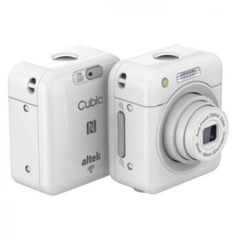 Harga Altek Cubic Smart Mini Wireless Camera White