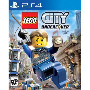 Harga PS4 LEGO City Undercover [R3]