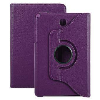 Harga PU Leather 360 Degree Rotating Smart Folio Case for Samsung Galaxy Tab A 8.0 T350 / T351 / T355