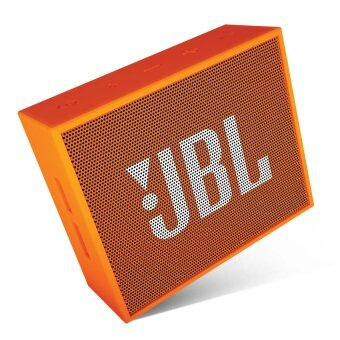 Harga JBL GO Portable Wireless Bluetooth Speaker (Orange)
