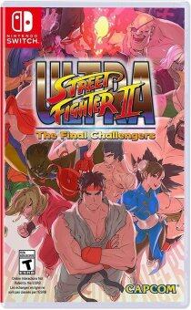 Harga PRE-ORDER Ultra Street Fighter II: The Final Challengers - Nintendo Switch (US) ETA 26-5-17