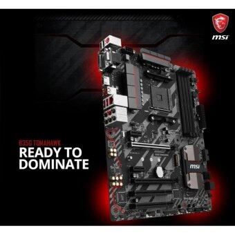 Harga MSI X370 GAMING PRO CARBON AMD RYZEN DDR4 AM4 Vr Ready HDMI 1.4 DVI-D USB 3.1 ATX GAMING MOTHERBOARD