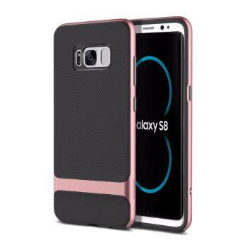 Harga Samsung Galaxy S8 Rock Royce series Protective Case (Rose Gold)