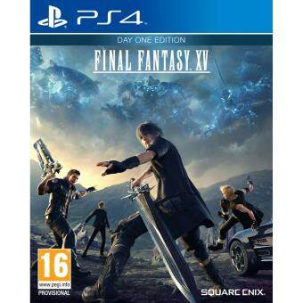 Harga PS4 FINAL FANTASY XV DAY ONE EDITION (FF15) R2/ENG