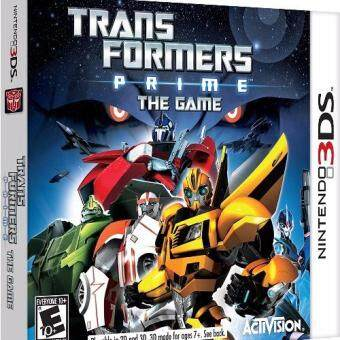 Harga 3DS Transformers Prime The Game