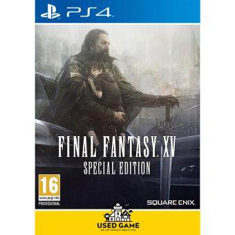 Harga PS4 Final Fantasy XV Steelbook Special Edition [English/R2]
