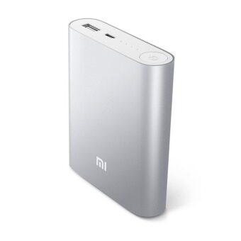 Harga High-energy 10,000mAh Power Bank (Silver)