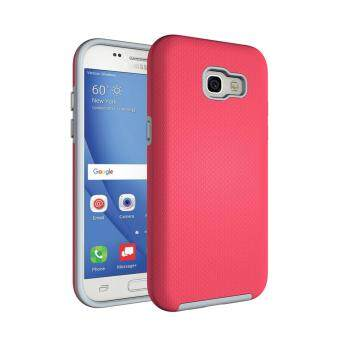 Harga Case Samsung Galaxy A5 (2017) A520 Case Ultra Slim Anti-Slip Shockproof Case Cover - Black