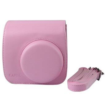 Harga KEEP/Fujifilm Instax Lens Pop Leather Case for Mini 8 Classic (Pink) (sku:3622)